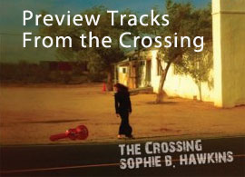 Preview Tracks from The Crossing
